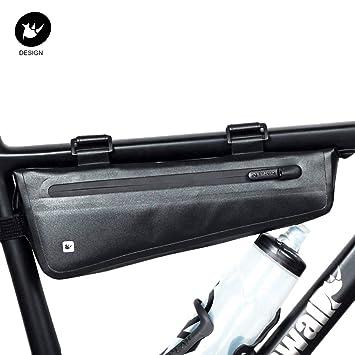 Amazon.com: Rhinowalk - Bolsa para bicicleta, impermeable y ...
