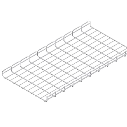 Amazon.com: Wire Mesh Cable Tray, 20x2In, 10 Ft: Home Audio & Theater
