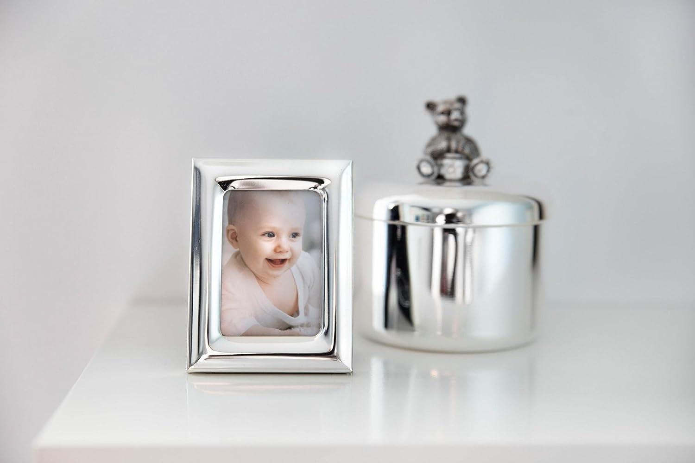 Amazon.de: EDZARD Fotorahmen Adria für Foto 4 x 6 cm, edel ...