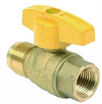 Pitco 60128101 - Válvula de desconexión de gas para todas las freidoras SG