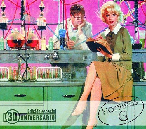 Hombres G Cheap mail order sales Reedicion Max 41% OFF Aniversario 30