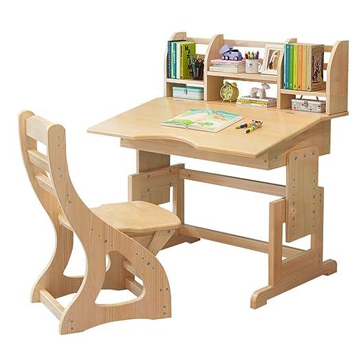 Escritorio Para Niño Ajustable niños mesa de estudio Dormitorio ...