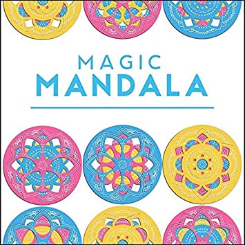 Mercurio Magic Mandala - Juego de Mesa [Castellano]: Amazon.es ...