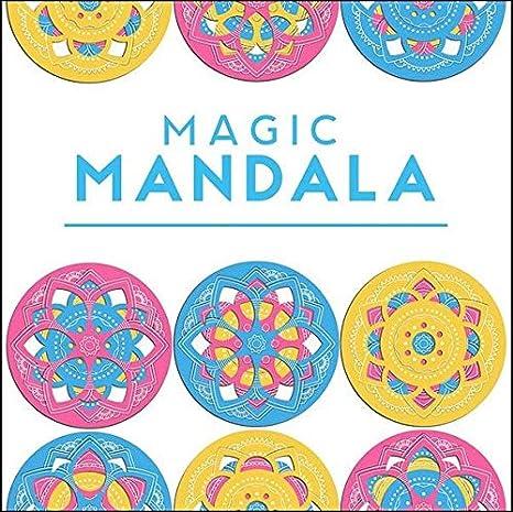 Mercurio Magic Mandala - Juego de Mesa [Castellano]: Amazon.es ...