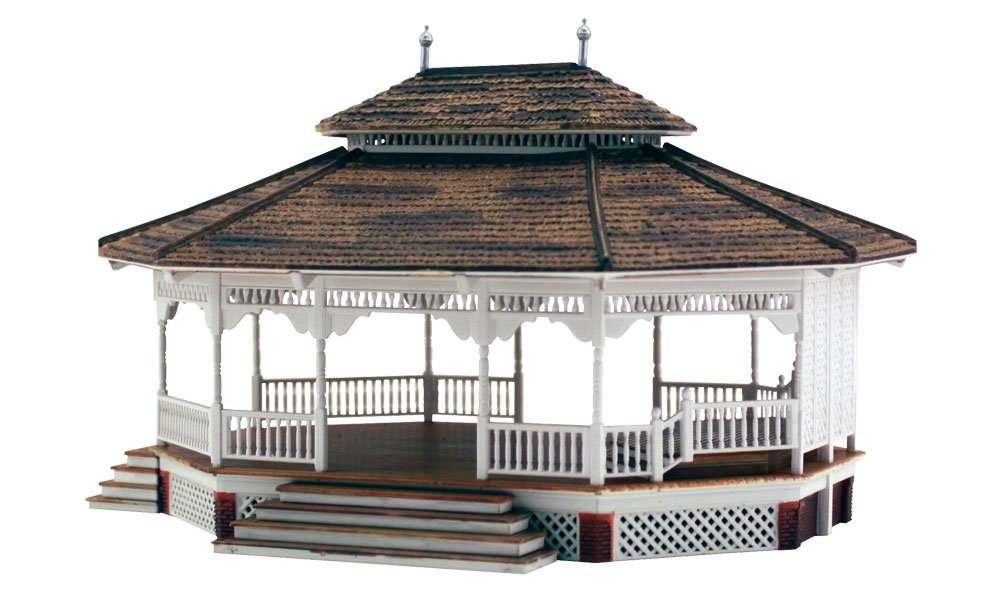 Woodland Built-n-Ready Grand Pavillon HO Scenics
