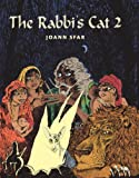 Front cover for the book The Rabbi's Cat by Joann Sfar