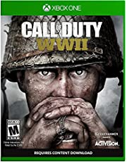 Call of Duty: WWII - Xbox One - Bilingual - Xbox One Edition