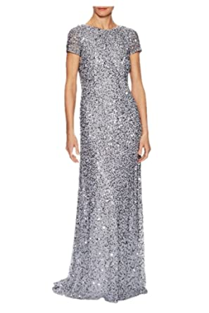 La Mariee Stunning Sequins Mother Of The Bride Dresses Prom Dresses Plus Size-2-