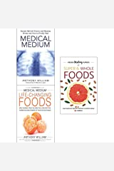 Medical Medium Anthony William Collection 2 Books Bundle With Gift Journal (Medical Medium, Medical Medium Life-Changing Foods [Hardcover])