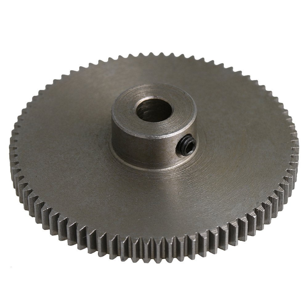 CNBTR Module 0.5 80 Teeth Power Transmission Gears 5mm Bore Machinary Gear for DIY yqltd M6180417047