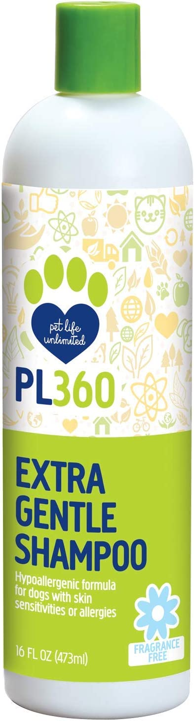 PL360 All-in-One Dog Shampoo & Conditioner