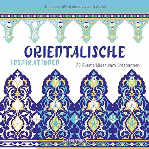 Buch Orientalische Inspirationen 70 Ausmalbilder Zum Entspannen