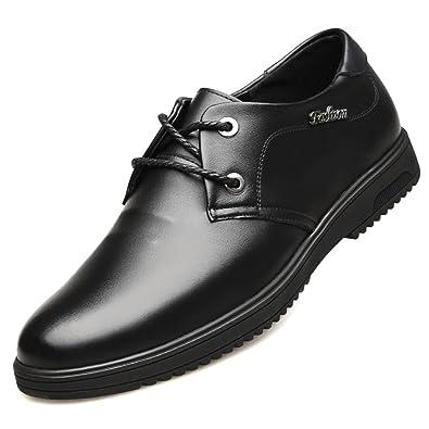 Jiyaru Men S Non Slip Work Shoes Restaurant Kitchen Waterproof Chef Business Flats