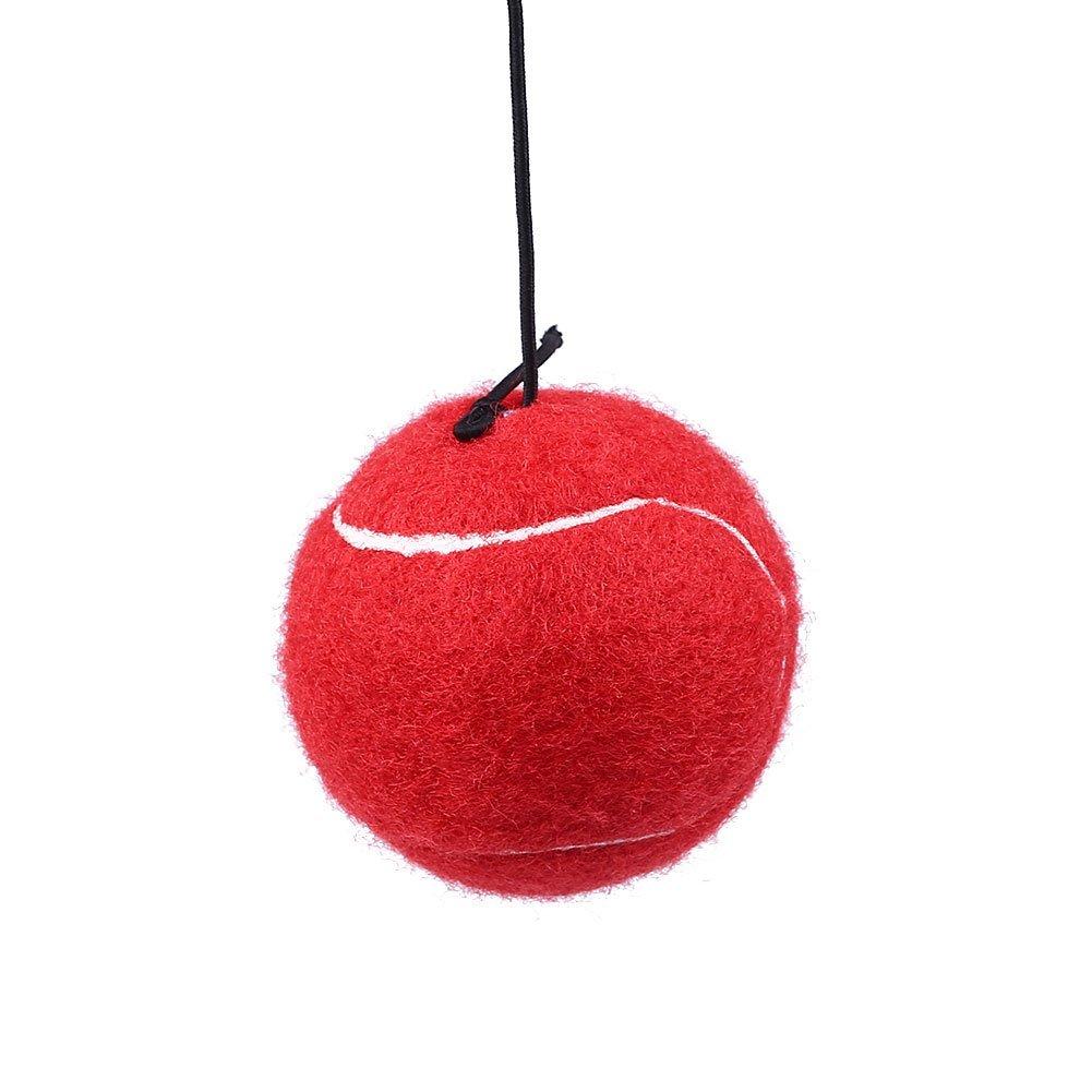 Beautyrain Kampf Ball Reflex Punch Combat Ball mit Stirnband Reaktion Reflex Speed Muskel Trainings/übung Fitness K/örperbau