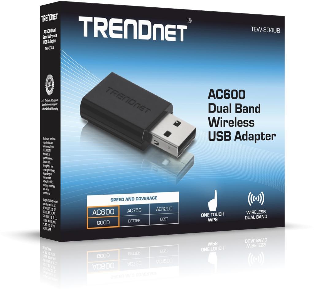 Скачать драйвера для wifi адаптера trendnet