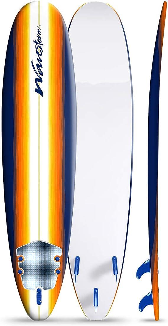 Wavestorm tabla de surf de 8 pies, gráfico Sunburst: Amazon.es: Deportes y aire libre