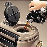 Cambro CSR5 110 Black 5 Gallon Insulated Beverage