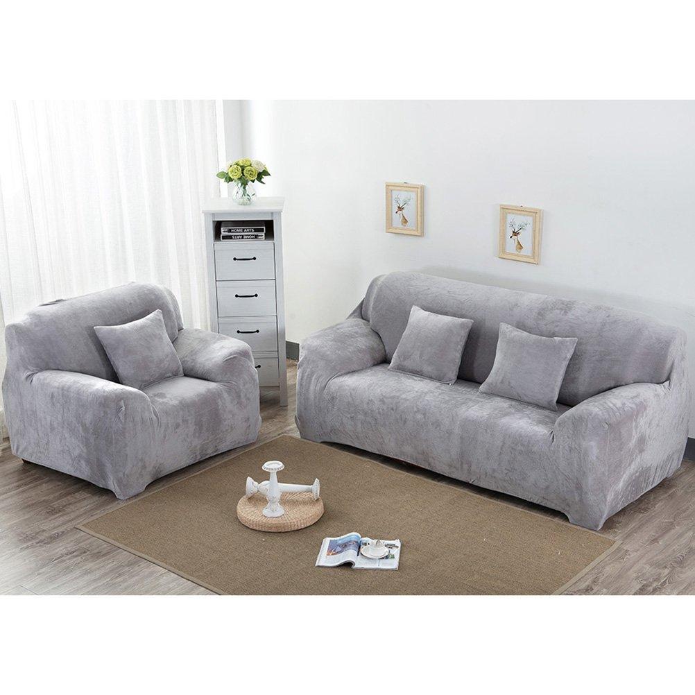 Amazon.com: WINOMO Chair Covers Spandex Fabric Sofa Cover ...
