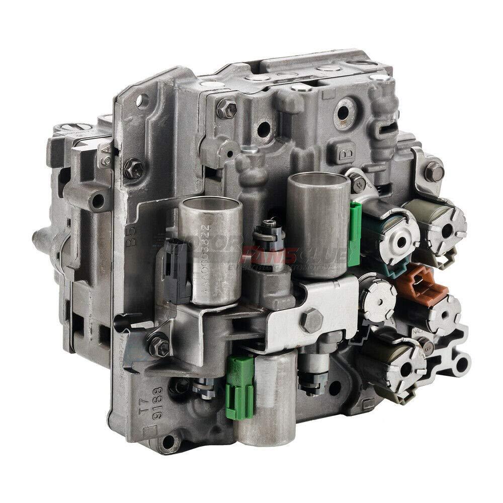 MotorFansClub AW55-50SN AW55-51SN Transmission Valve Body Fit for Volvo Chevrolet Saab Saturn