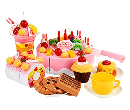Buy Childrens Toys Birthday Cake Baby Ice Cream Boys Girls G Online At Low Prices In India