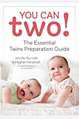You Can Two!: The Essential Twins Preparation Guide Paperback
