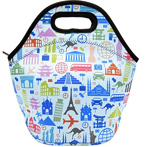 Neoprene Lunch Bag Insulated Adults