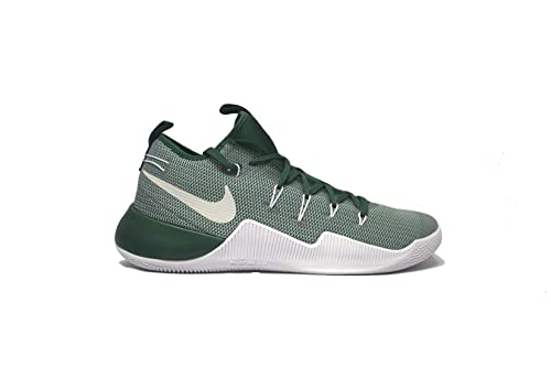 huge discount d5386 ed84f Nike Hypershift Men s Basketball Shoes (12, Green White)