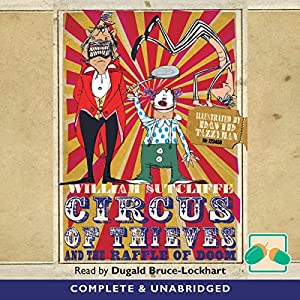 Circus of Thieves and the Raffle of Doom Audiobook
