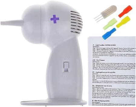 LoveCam - Aspiradora eléctrica inalámbrica para eliminar la cera ...
