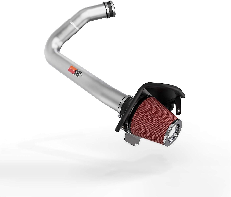 K N 69 2544 Waschbarer Und Wiederverwendbarer Tp Kfz Hochleistungsluftfiltersystem Auto