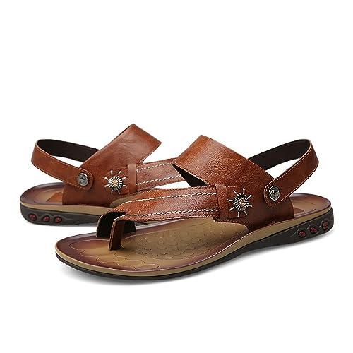 Zapatos de Chandal de Correa Casual para Hombre Zapatos de Playa ...