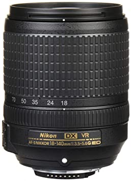 FLD Fluorescent Natural Light Color Correction Filter for Nikon AF-S DX NIKKOR 18-140mm f//3.5-5.6G ED VR Lens