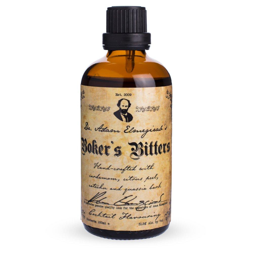 Dr Adam Elmegirab Bokers Cocktail Bitters 100 ml