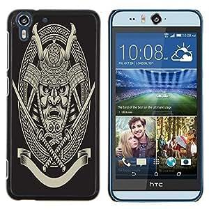 Dragon Case - FOR HTC Desire EYE M910x - feeling and instinct - Caja protectora de pl??stico duro de la cubierta Dise?¡Ào Slim Fit