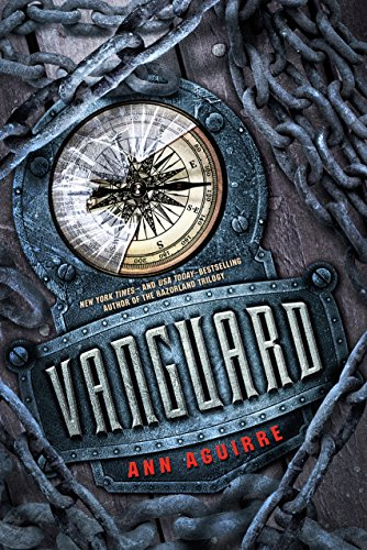 Vanguard: A Razorland Companion Novel (The Razorland Trilogy)
