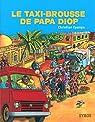 Le taxi brousse de Papa Diop par Epanya