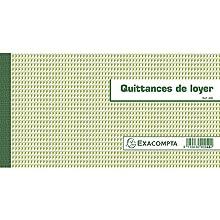 Cuaderno de recibos de alquiler 13,5 x 18,5 cm – 50 hojas