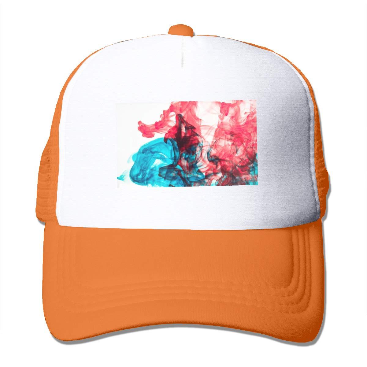 Zhiwei Station Colour Explosion Unisex 3D Printed Trucker Hat
