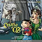 Ozma of Oz (A Radio Dramatization): Oz Series #3 | L. Frank Baum,Jerry Robbins