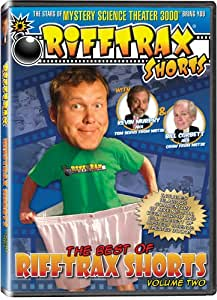 RiffTrax Shorts Volume 2 - from the stars of Mystery Science Theater 3000!