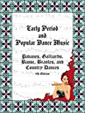 Early Period and Popular Dance Arrangements, , 0615113516