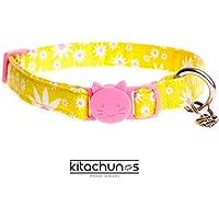 Kitachunos collar para gato Here comes the Sun