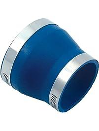 "SPE 9746 Spectre Performance 9746 Blue 4"" x 3.5"" Intake Coupler"