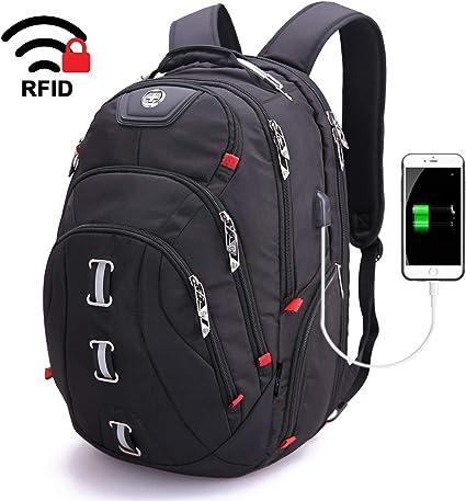 Smart Backpack SwissGear Book Bag Travel High School College Student Laptop New