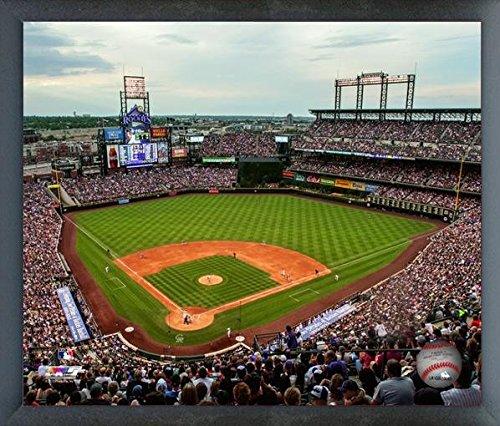 Coors Field Colorado Rockies MLB Photo (Size: 17