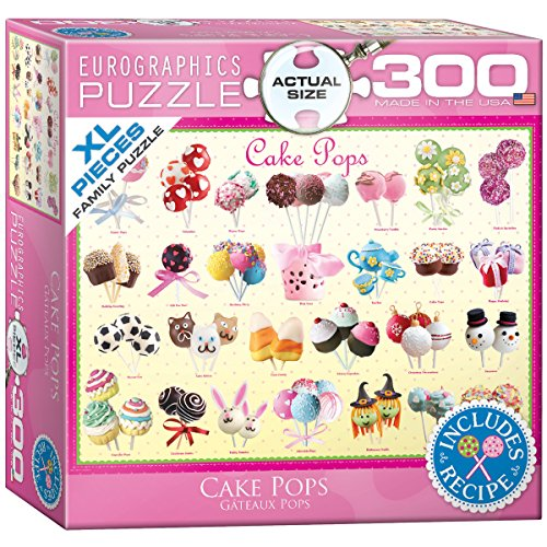 Cake Pops Puzzle, 300-Piece