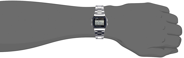 91b68fe2c38e Reloj Casio A158WA-1CR