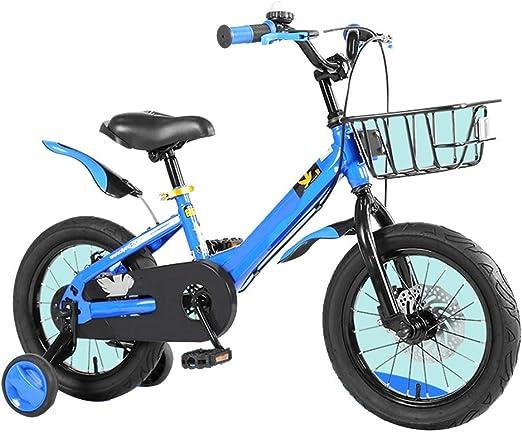 YUMEIGE Bicicletas Rueda de Entrenamiento antivuelco Bicicleta ...