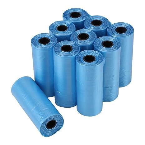 Sheens 10 Rollos / 150 Piezas de Bolsas de plástico para ...