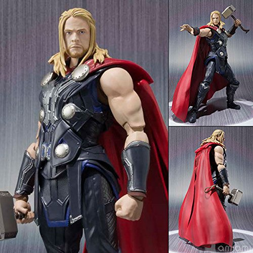 S.H.Figuarts SHF Thor Action Figure Toy Doll Collection (Rogue X Men Belt)